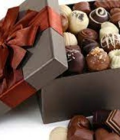 Chocolates with fillings